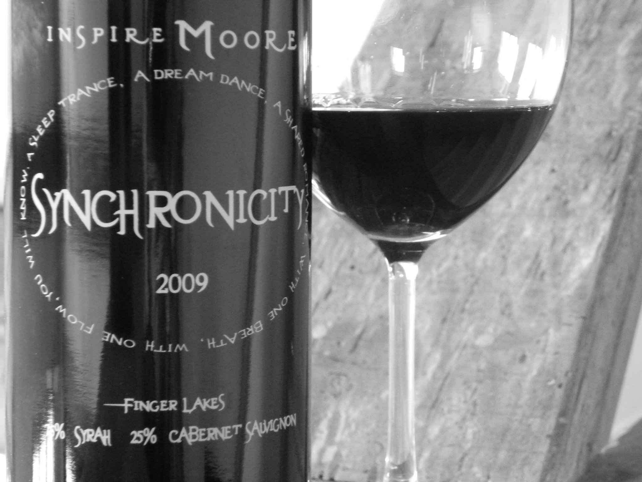 Synchronicity - Inspire Moore Winery