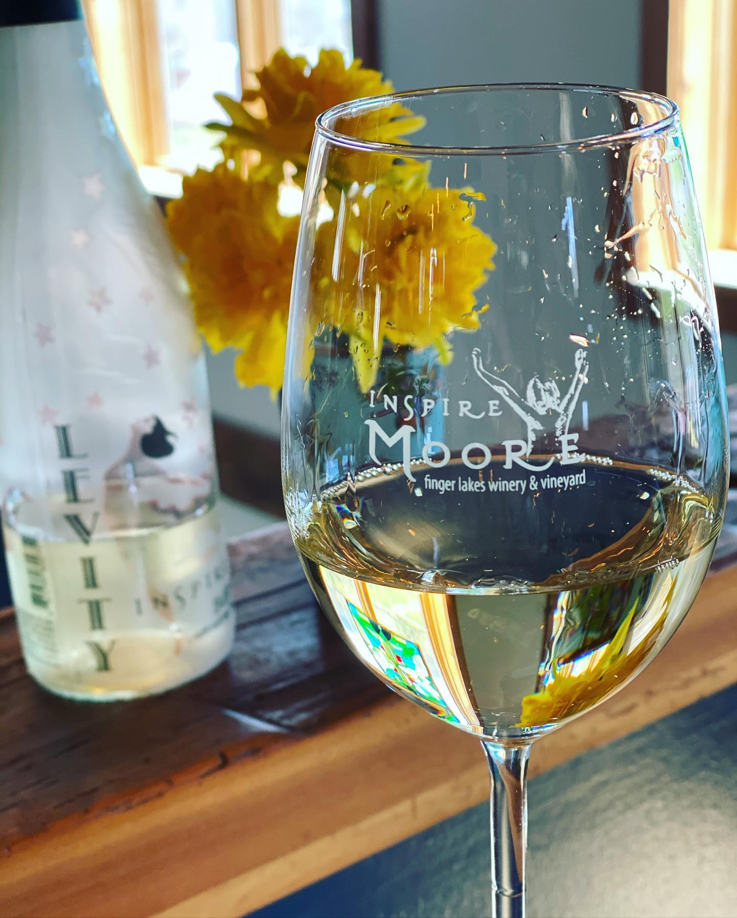 Wine Glass Inspire Moore