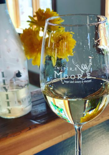 Inspire Moore Wine Glass